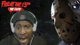 SCREAMING LIKE A TEENAGER! || Friday the 13th The Game Online  Multiplayer(WARNING HEADPHONE USERS!!!!!! EeeeeE On The Like If You Enjoyed The Video!! SCREAMTAGE ..., 2016-12-21T00:10:49.000Z)