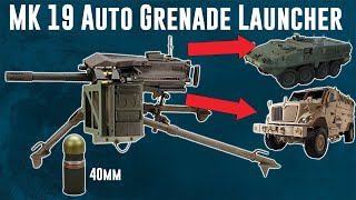 Put a MK-19 Auto Grenade Launcher on it