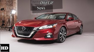 HOT NEWS !!!  2019 Nissan Altima  spec and Price
