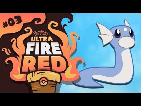 MEU POKÉMON DRAGÃO - POKEMON ULTRA FIRE RED 2