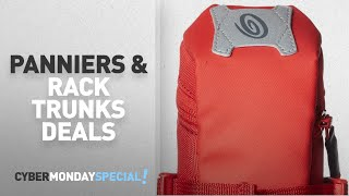 Cyber Monday Week | Panniers & Rack Trunks Deals: Timbuk2 Bike Seat Pack XT, Flame, Small