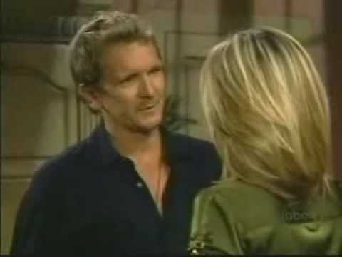 Carly & Jerry  Laura Wright and Sebastian Roche