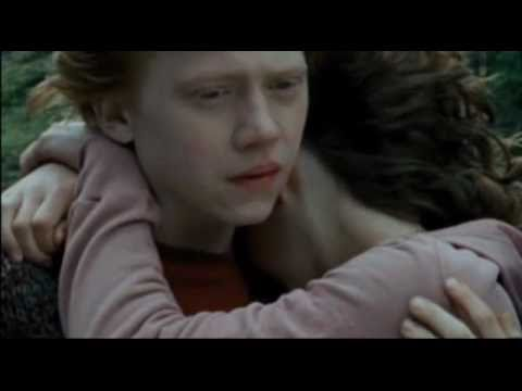 Hermione marry ron why did Ron &