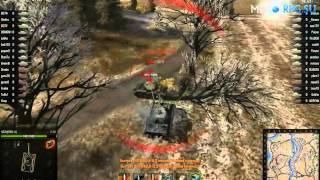World of Tanks. Руководства. Немецкий танк E50. via MMORPG.su