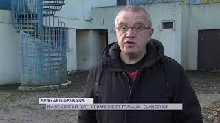 Élancourt : La reconstruction du gymnase Lionel Terray est lancée
