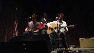 Could 9 (A new song) - The Makepeace Brothers @ Flamingo Hotel 2009