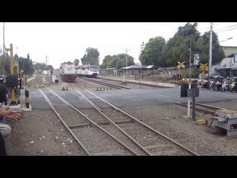 KA Railbus Bathara Kresna msk Lempuyangan