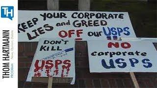 DEBATE: Will Privatizing The Post Office Jeopardize Unions