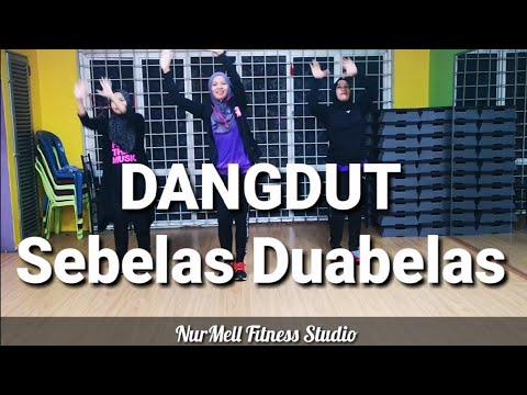 Zumba Dangdut Sebelas Duabelas By Nella Kharisma With Zin Nurul