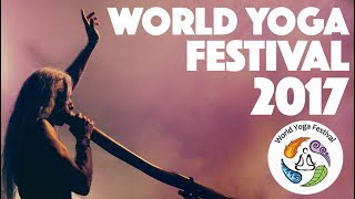 World Yoga Festival 2017