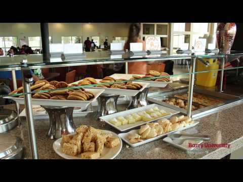 The Barry University Dining Experience