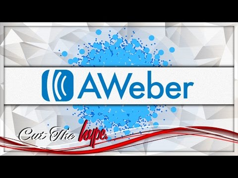 AWeber Review, Comparison To My MailChimp And GetResponse Accounts, 30 Day Free Trials And Much More