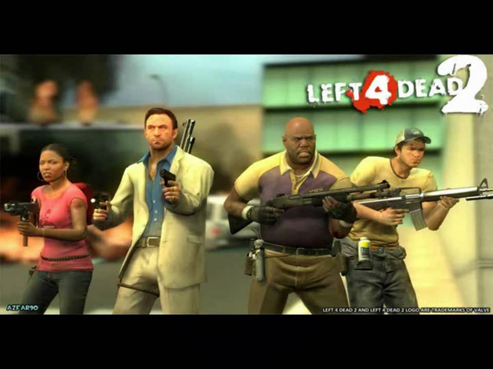 Left 4 Dead 2 Theme Songs Mix