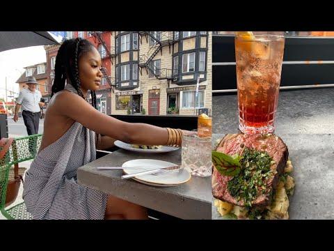 POST-QUARANTINE DINING || FAUNA FOOD + BAR OTTAWA