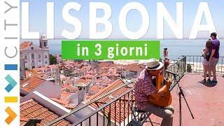 Cosa fare 3 giorni a Lisbona? Consigli di viaggio Portogallo - Tour 2019