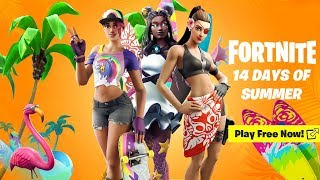 *FULL* Fortnite 14 DAYS OF SUMMER EVENT LEAKED! (New Map, Rewards, Skins, LTM's & MORE)