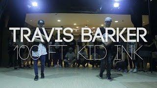 Baixar Travis Barker - 100 ft. Kid Ink   Broop'Z @broopz