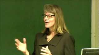 Cynthia Barnett water ethic talk @ OSU