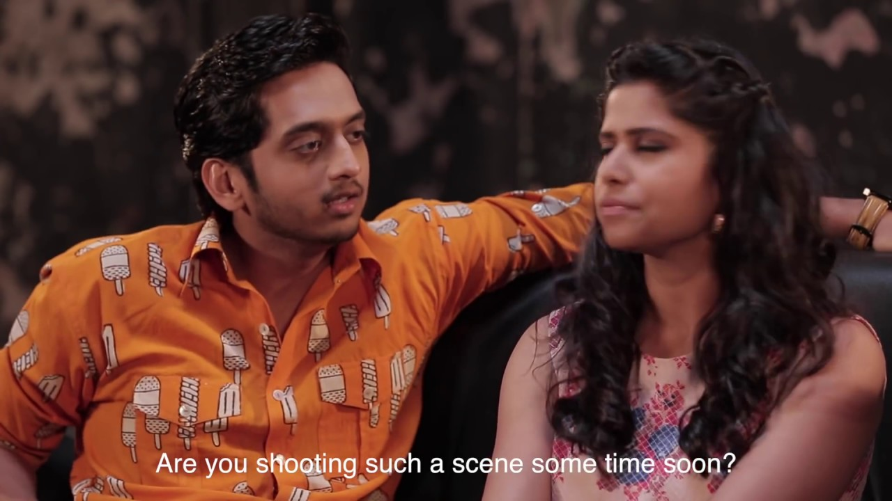 Casting Couch With Amey  Nipun  Bloopers Season 1 -3381