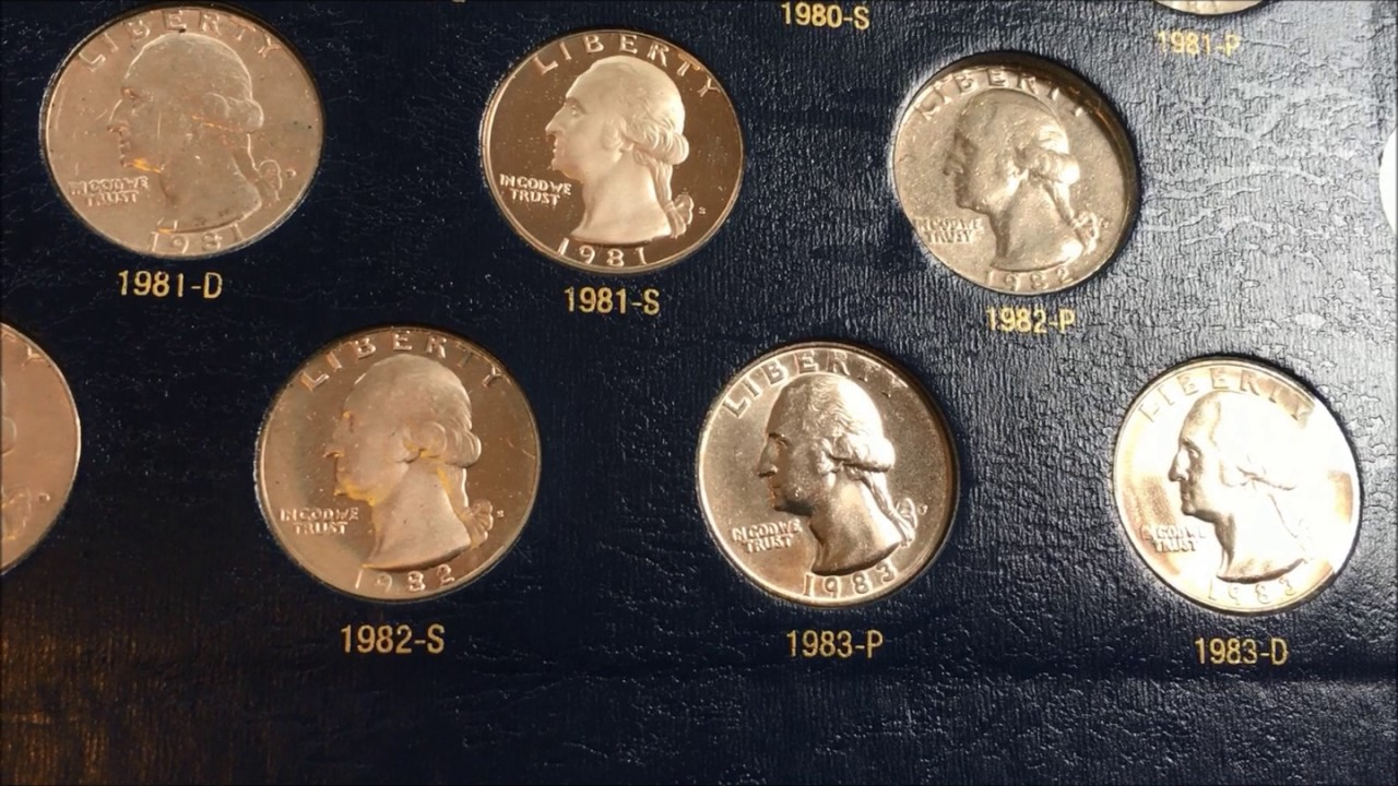 WHY HOARD THE 1983P QUARTER