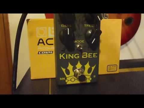 Walker Effects King Bee MKII