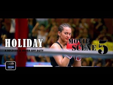 Holiday 2014  Movie  5  Akshay Kumar,Sonakshi Sinha