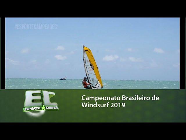Maceió sediou o CampeonatoBrasileiro deWindsurf2019Caixote
