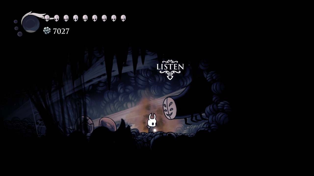 Hollow Knight - Midwife additional dialogue