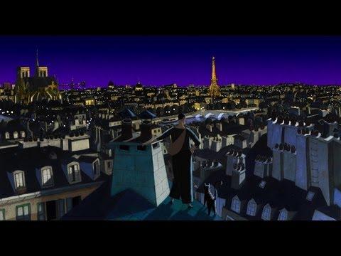 A CAT IN PARIS - Official HD Trailer Mp3