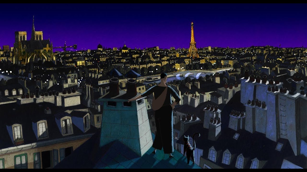 A CAT IN PARIS - Official HD Trailer