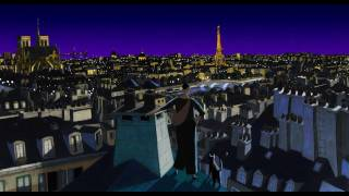 A CAT IN PARIS - Official HD Trailer