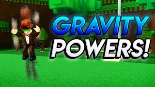 Low Gravity Powers Tutorial In Roblox Build A Boat For Treasure!