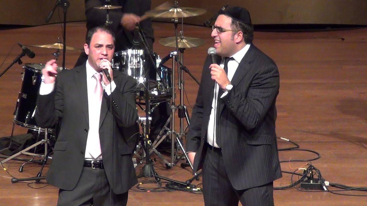 י.ח. שוואקי בדואט עם אודי אולמן שירי חתונה לחני חיים בנט