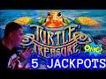 5 HANDPAY JACKPOTS & HUGE WINS | Winning Big Money At Casino ! PART-2