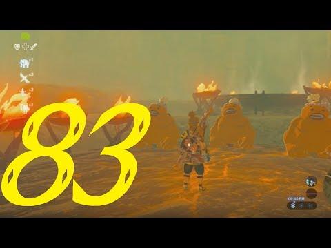 "Gerudo Remaining Shrines | Zelda: Breath of the Wild 100% Walkthrough ""83/127"" (No Commentary)"