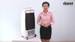 Hướng dẫn sử dụng và vệ sinh Máy làm mát cao cấp DAIKIO DK 1500B
