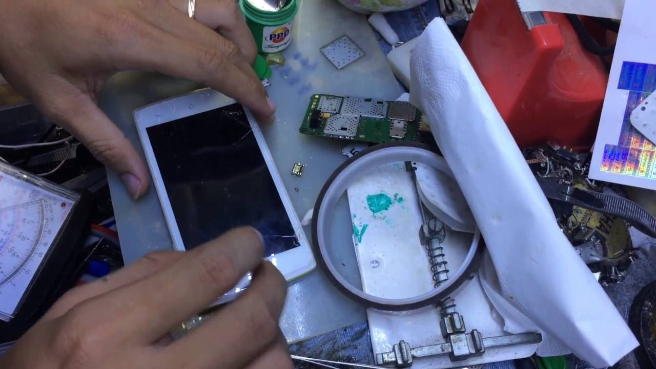 Oppo R831 R831k Neo 3 Disassembly Replace Touch Screen Youtube