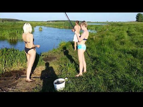 Охота на рыбу!