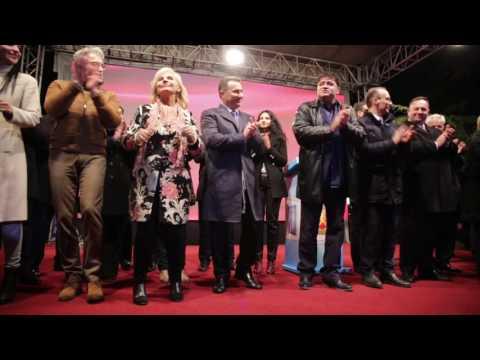 Ognomet - Miting VMRO DPMNE Ohrid 21 11 2016
