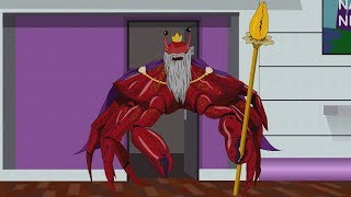 South Park: The Fractured But Whole - King Crab Boss Fight #25