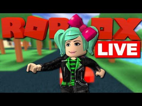 Roblox LIVE with SallyGreenGamer - 동영상