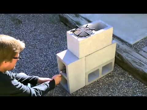 0010the 39 4 block 39 rocket stove diy rocket stove concrete for 4 block rocket stove