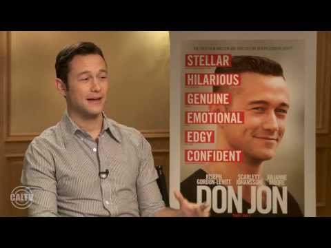 CalTV E: Don Jon Interview with Joseph Gordon-Levitt