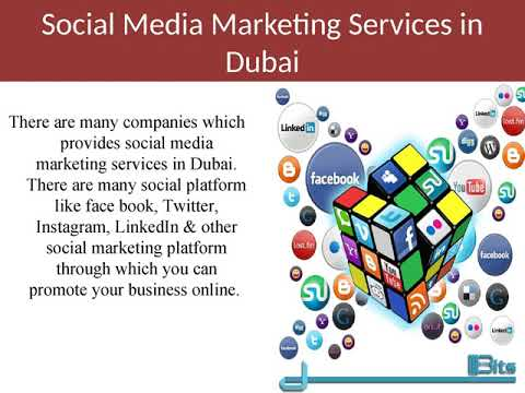 Reliable  Social Marketing & Mobile Application Development in Dubai