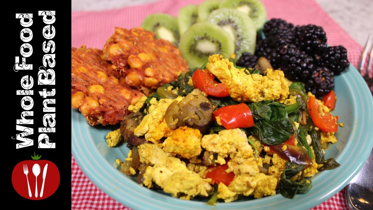 High protein plant based vegan breakfast 2018 whole food plant high protein plant based vegan breakfast 2018 whole food plant based recipes forumfinder Image collections