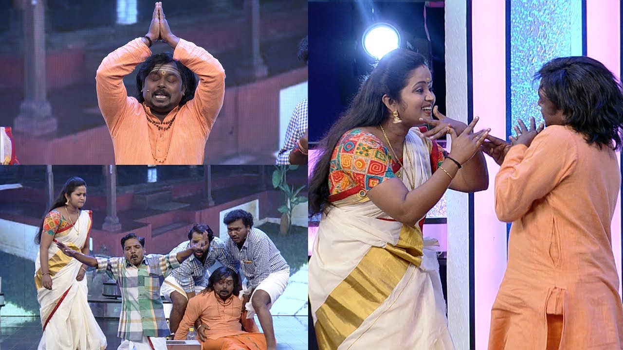 #MimicryMahamela | Watch full episode on www.mazhavilmanorama.com