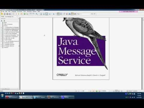 JMS Glassfish Example Application With Eclipse And Jdk6