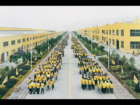 China's Massive Factory Metropolis (Full Documentary)
