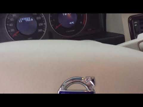 Volvo s 80 || 2.5 T не заводится в мороз