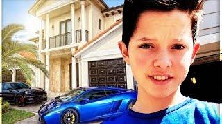 Top 5 RICHEST YouTube Kids (Jacob Sartorius, MattyBRaps, Bratayley)